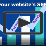 Track your website's SERP rank