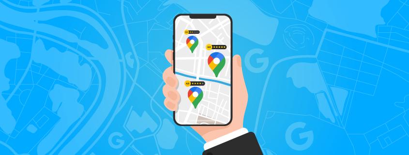 google maps rank tracker