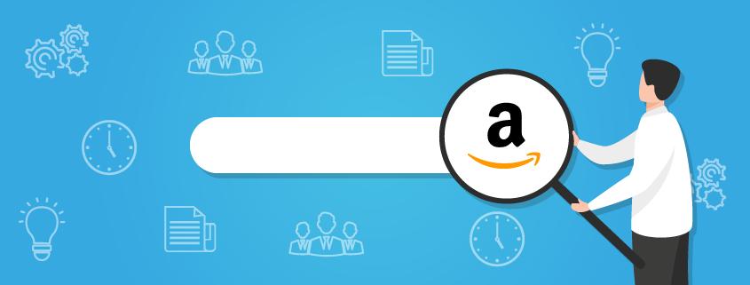 how to use amazon keywords